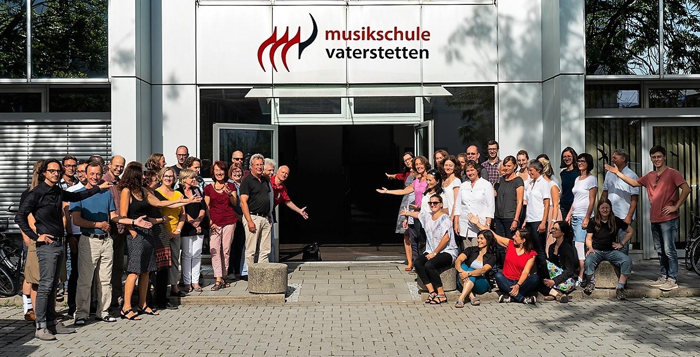Team der Musikschule Vaterstetten