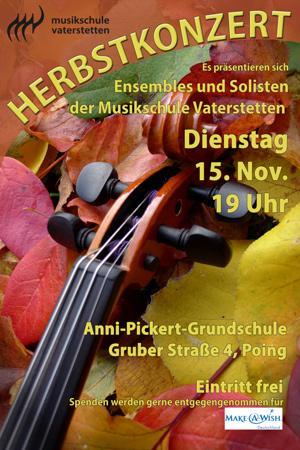 Herbstkonzert 2016