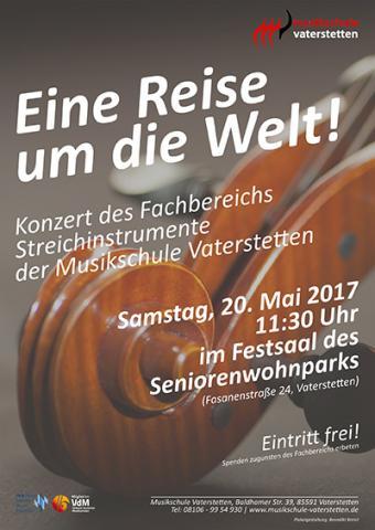 FB Konzert Streichinstrumente