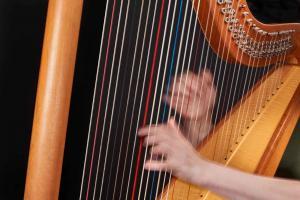 Harfenunterricht